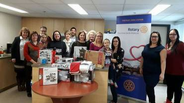 Cadeau du Club Rotary Drummondville-Malouin